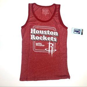 NWT Houston Rockets Tank Top NBA Champions
